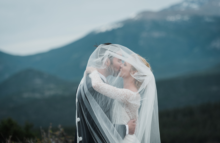A Rocky Mountain Elopement: Katie and Matthew's Adventure