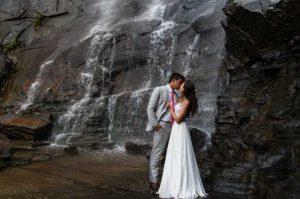 Chimney Rock Park/Hickory Nut Falls