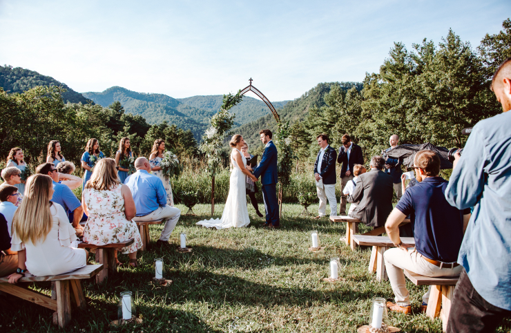Small Wedding Ideas Perfect for your Big Day