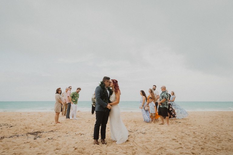 Small Beach Weddings: Some of the Sweetest Photos You'll Ever See