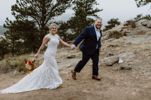 Adventure Elopements with Brandon Baker and Alisha Light