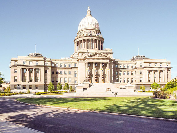 Idaho's State Capital