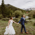 Adara & Landon's Gorgeous Ghost Town Colorado Elopement
