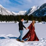 Adventure Elopement Package: <br>Washington State Wedding on the Wild(flower) Side