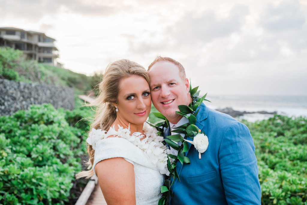 A Family Elopement at Ironwood Beach on Maui