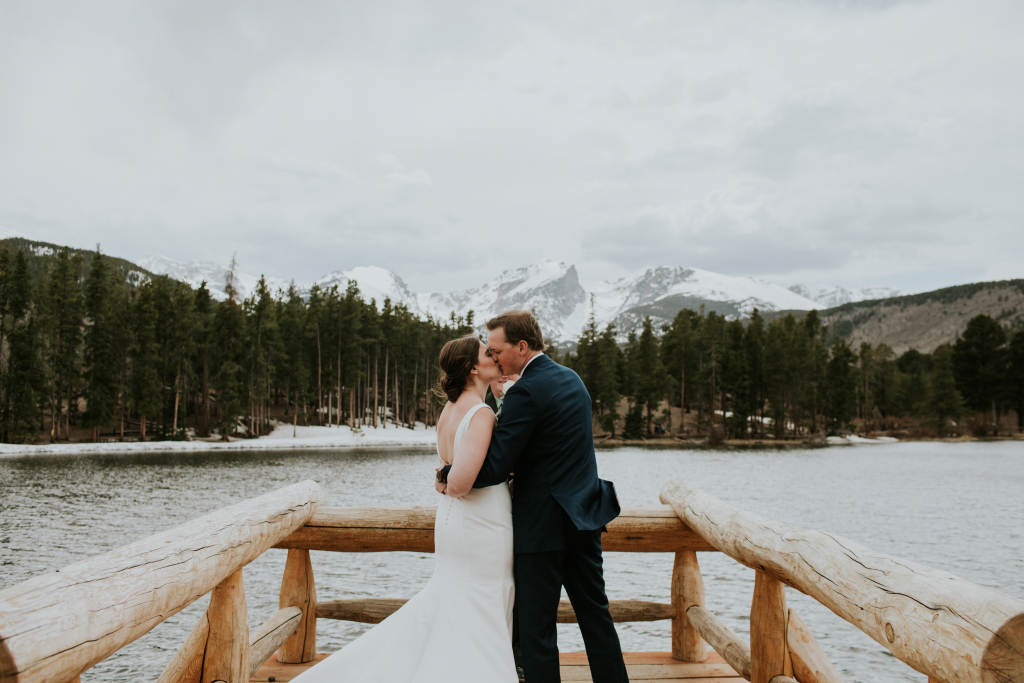 A Hiking Elopement in the Rocky Mountains for Courtney & Dalton