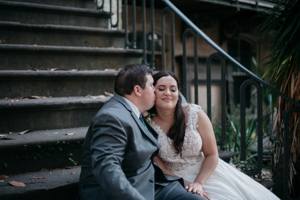 A Romantic Elopement for Jessica & Jonathan in Whitefield Square