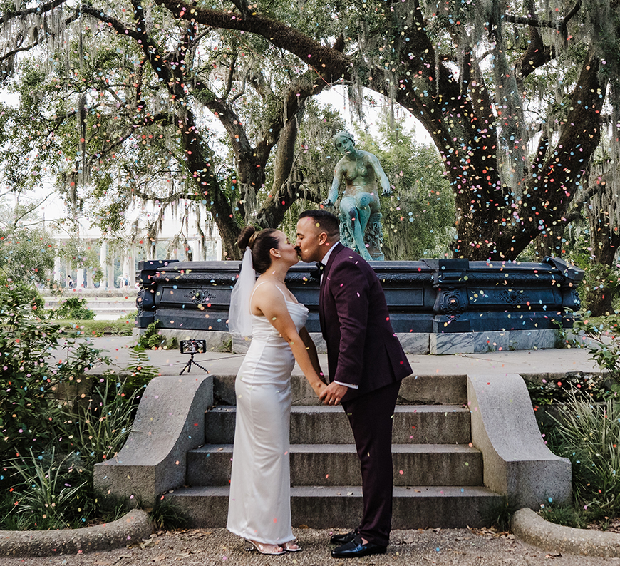 Elope to New Orleans